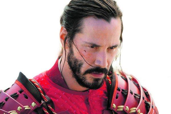 Keanu Reeves vo filmovej premiére tohto týždňa.