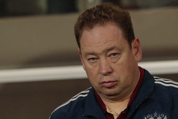 Leonid Sluckij je skúseným trénerským odborníkom.