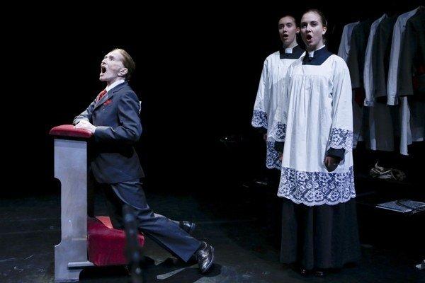 Pražské Národní divadlo v Nitre uviedlo dokumentárnu operu Toufar.