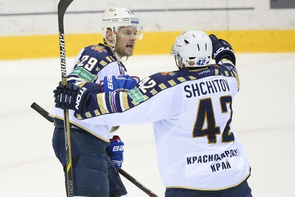 Hokejisti Soči dali síce v Čeľabinsku tri góly, no aj tak odchádzajú naprázdno.