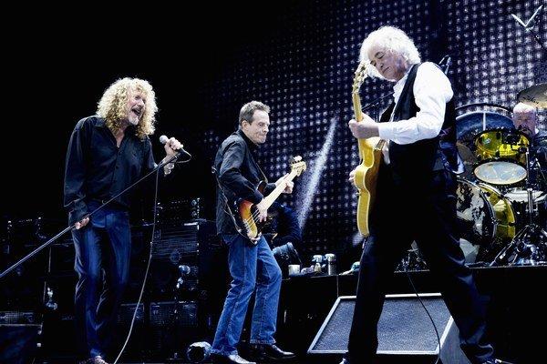Dať dokopy všetkých troch žijúcich pôvodných členov skupiny Led Zeppelin sa naposledy podarilo v roku 2007.