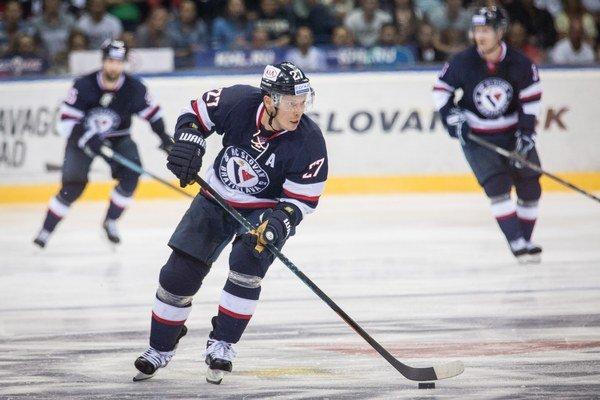 S tímom Slovana pocestuje na zahraničný trip aj uzdravený Ladislav Nagy.