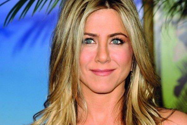 Herečka Jennifer Aniston (44)