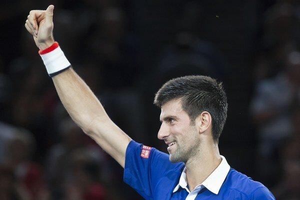Novak Djokovič aj v tejto sezóne pokračoval vo fantastických výkonoch.