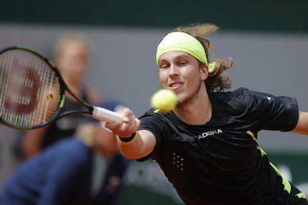 Lukáš Lacko dvakrát vo svojej kariére ovládol Slovak Open.