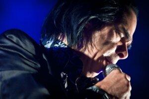 Nick Cave sa postaral o jeden z najlepších koncertov Pohody.
