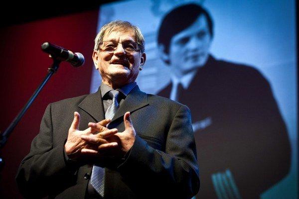 Jozef Adamovič (23. apríla 1939 Trnava – 2. augusta 2013 Bratislava)