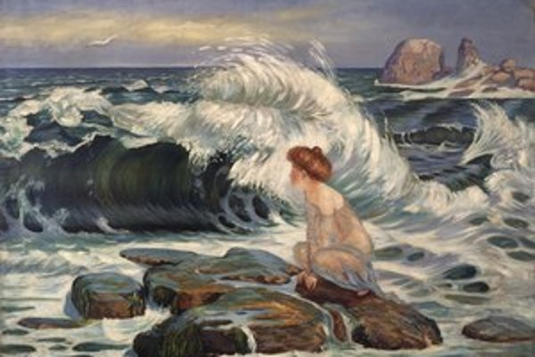 František Kupka: Vlna, 1903.