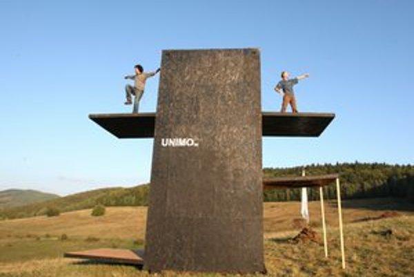 Dúbravica už má známu rozhľadňu Unimo, no chystajú sa aj ďalšie projekty, napríklad sauna či amfík.
