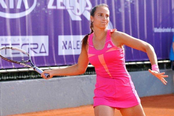 Slovenská tenistka Lenka Juríková získala prvý singlový titul po päťročnej pauze.