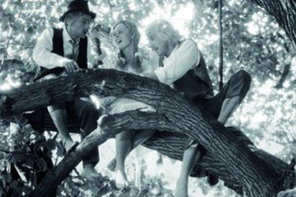 Nápady sa museli použiť ešte raz a trochu zľahčené, aby vznikol film pre bežného diváka.
