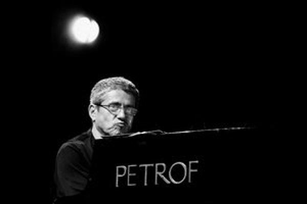 Po dlhej dobe sa Peter Breiner na Slovensku predstaví so sólovým recitálom.