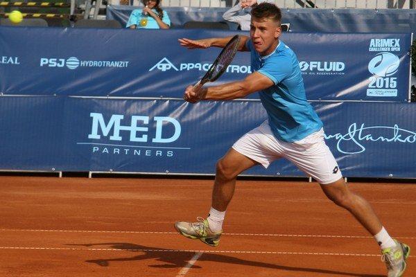 Alex Molčan.