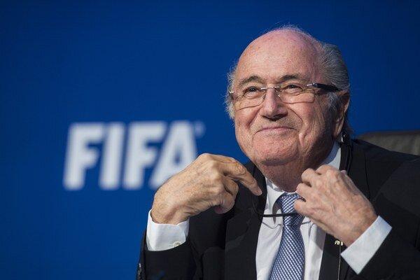 Šéf strešnej organizácie svetového futbalu sa cíti absolútne nevinný.
