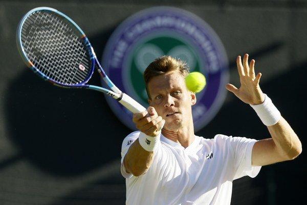 Svoju finálovú účasť z roku 2010 Berdych na tohtoročnom Wimbledone nezopakuje.