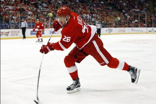 Tomáš Jurčo nemá za sebou ideálny ročník v NHL.