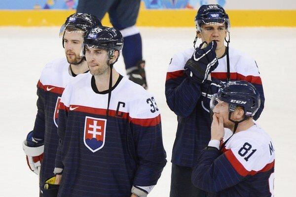 Hokejisti Slovenska.