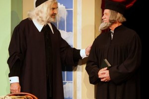 Predstavenie České nebe bolo nominované na Cenu Alfréda Radoka. Komenský, Hus a zvyšok vlastencov sa ukážu v bratislavskom Štúdiu L+S 6. a 7. novembra.