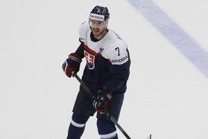 Ivan Baranka si obliekol aj reprezentačný dres na tohtoročných majstrovstvách sveta v Česku.
