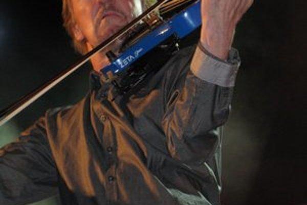Mik Kaminski – členo ELO od roku 1971.