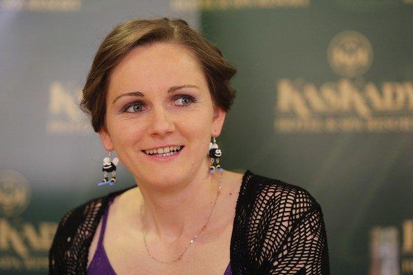 Jana Gereková sa stala najlepšou slovenskou biatlonistkou sezóny.