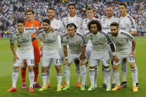Real Madrid nezískal v poslednej sezóne ani jednu trofej. Napriek tomu je na čele rebríčka UEFA.