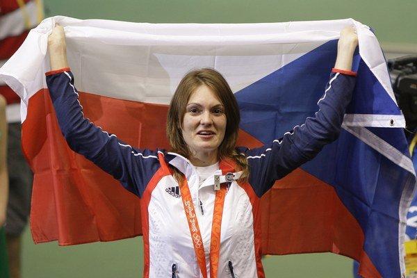 Na OH v Pekingu získala Kateřina Emmonsová zlatú medailu.