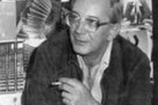 Štefan Belohradský.