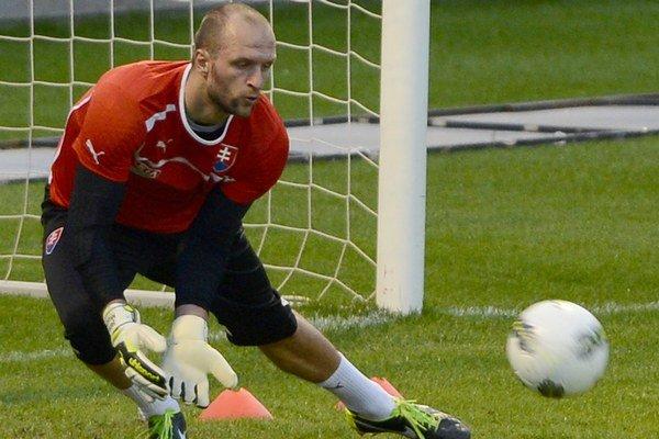 Ján Mucha prestúpil do tímu bratislavského Slovana.
