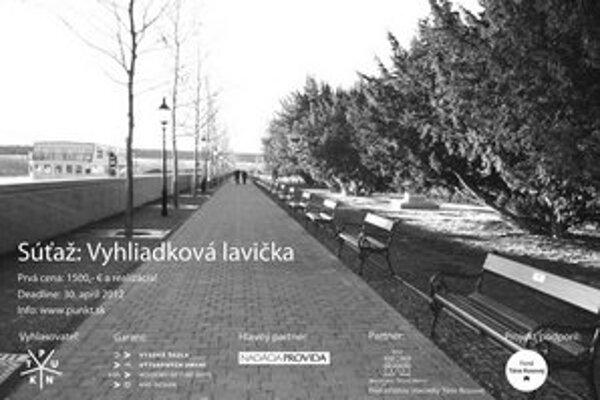 Návrhy môžu dizajnéri posielať do 30. apríla. Viac informácií na www.punkt.sk.