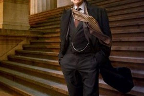 Michael Douglas ako slávny Gordon Gekko.