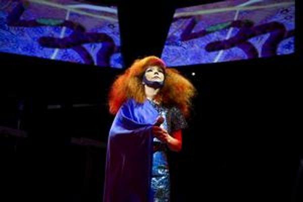Nové turné Björk sľubuje spojenie hudby, vedy a nezvyčajných nástrojov.