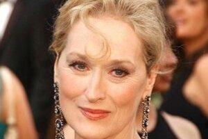 Meryl Streep dostane cenu za celoživotné dielo.