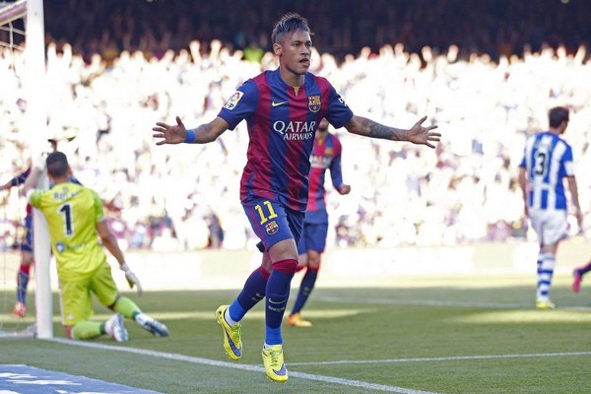 c41028dd6937d Barcelona má skvelú formu, neprehrala 18 zápasov za sebou - sport.sme.sk