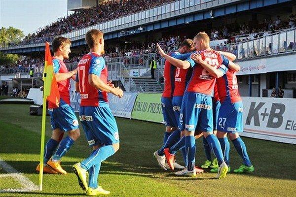 Futbalisti Plzne triumfovali v najvyššej súťaži opäť po rokoch 2011 a 2013.