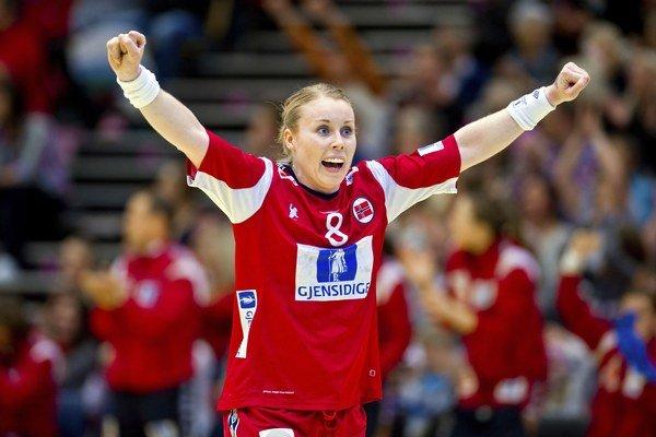 Karoline Dyhreová Breivangová.