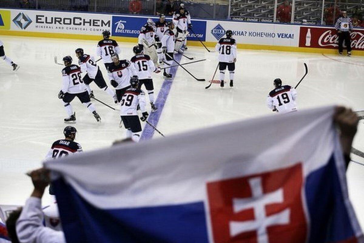 88a05bc796496 Slováci sú v novom vydaní rebríčka IIHF na 8. mieste - sport.sme.sk