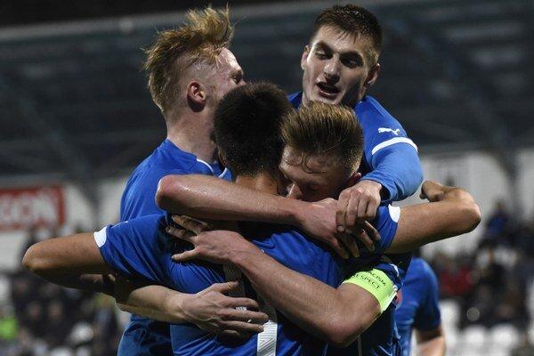 Slovenskí mladíci si vo finále Challenge Trophy zahrajú proti Turecku.