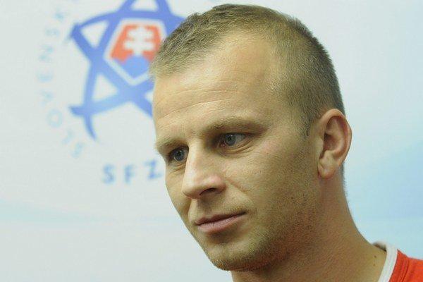Marek Sapara si dá od futbalu dlhšiu pauzu.