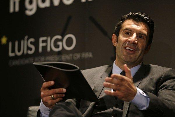 Luís Figo je presvedčený, že prezident Africkej futbalovej konfederácie nehovoril v mene všetkých členov.