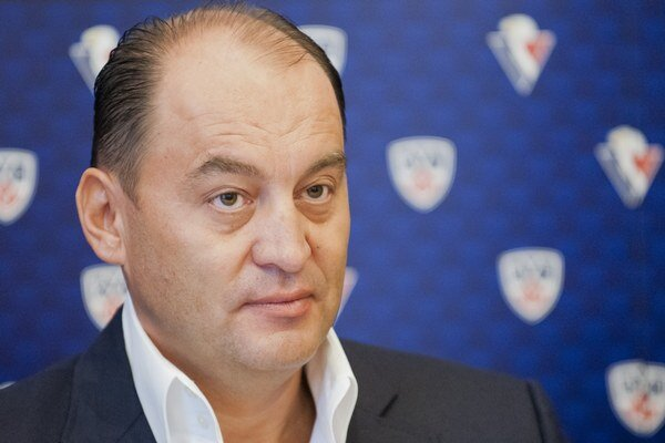 Pre generálneho manažéra Slovana Maroša Krajčiho zostáva prioritou KHL.