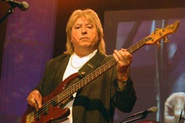 Na slávne časy si zaspomínal Bednár v roku 2007 na koncerte v PKO.