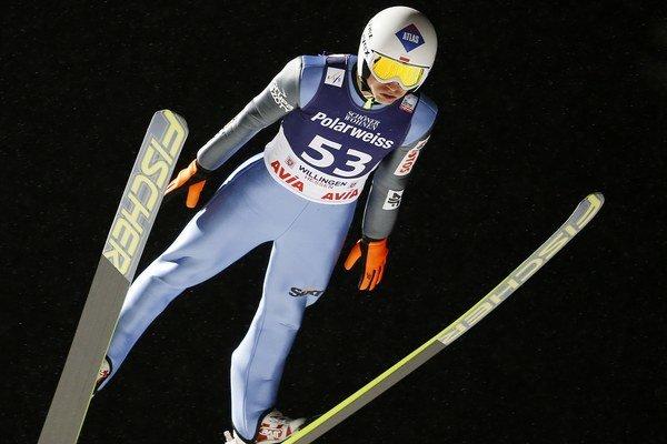 Poliak Kamil Stoch.