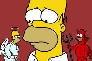 Homer Simpson je stále populárny v legálnej aj nelegálnej podobe.