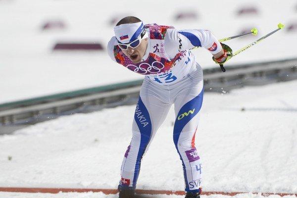 Martin Bajčičák má už 38 rokov. Vlani Slovensko reprezentoval na olympijských hrách v Soči. Na domácich majstrovstvách bol opäť najrýchlejší.