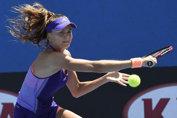 Daniela Hantuchová môže postúpiť do svojho šestnásteho singlového finále.