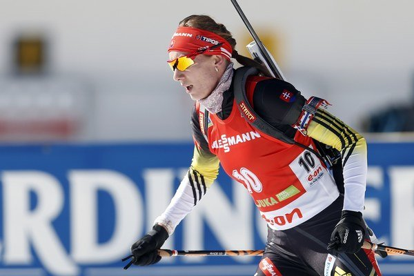 Anastasia Kuzminová si oddýchne po olympijskej sezóne.