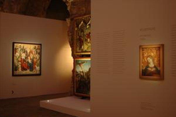 Parížska výstava stredovekého umenia zo Slovenska potrvá až do januára.