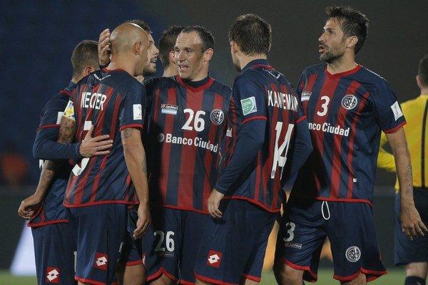 Hráči San Lorenza budú vo finále MS klubov čeliť Realu.