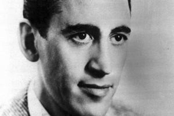 Jeden z mála portrétov Jerome Davida Salingera.